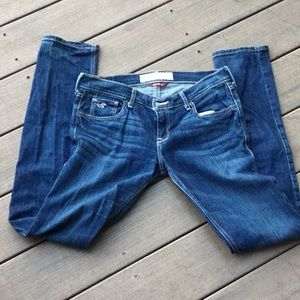 Hollister jeans size 5 Regular,  W 27, L 33